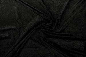 Panne de velours noir pas cher boutique au m tre - Cafe velours noir pas cher ...