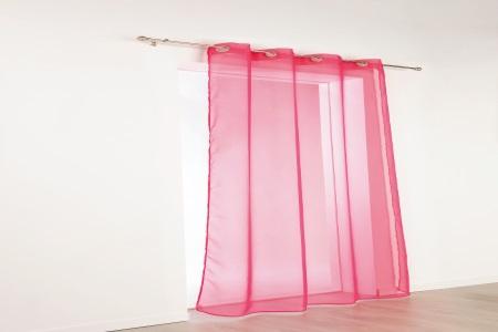 rideaux voile plein jour 3 m tres de largeur au m tre. Black Bedroom Furniture Sets. Home Design Ideas