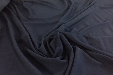Jean viscose stretch bleu