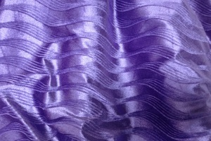 Panne de velours vague violet