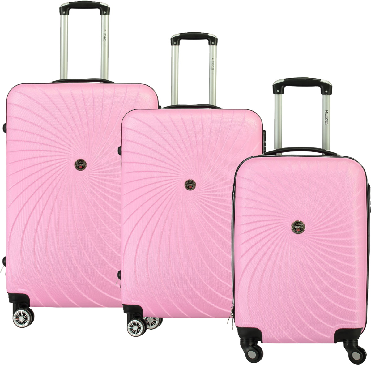 VALISE SUNLIGHT ROSE